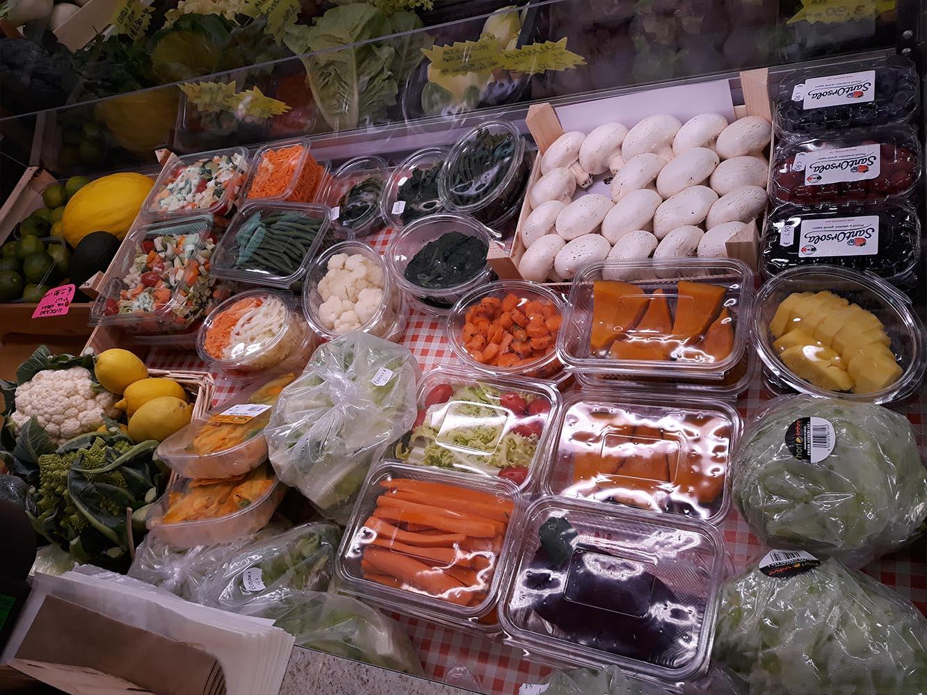 verdura - La Bottega di Montale